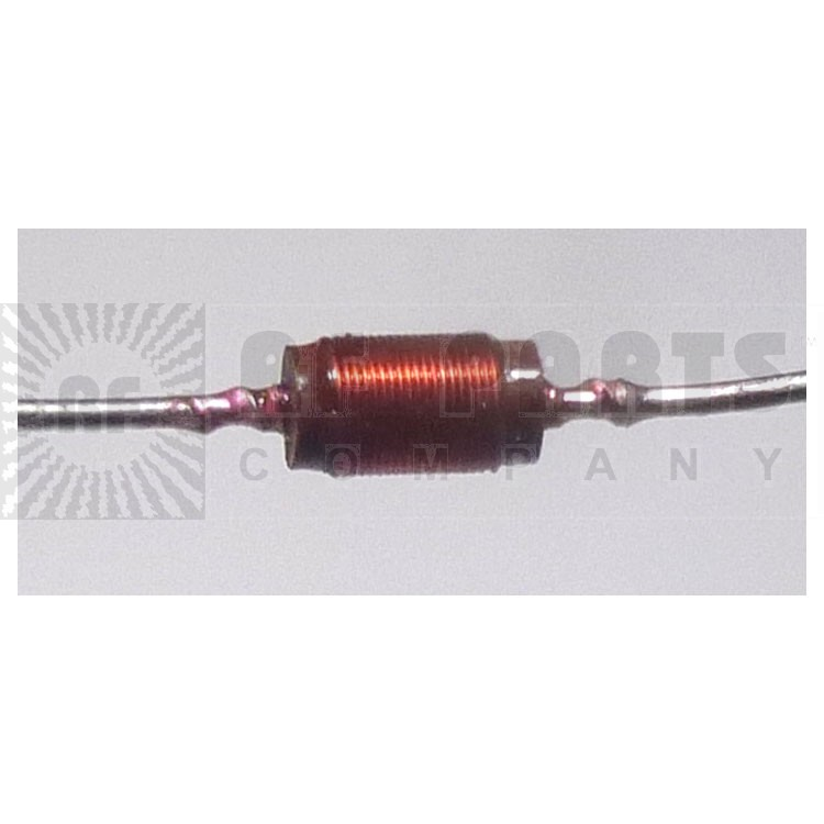 RFC.22-400 Choke, coiled . 22uh 400ma