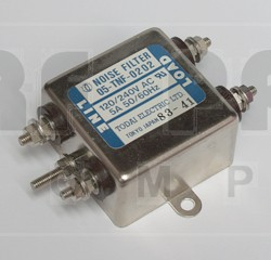05-TNF-0202  Noise Filter, 5amp 120/240vac