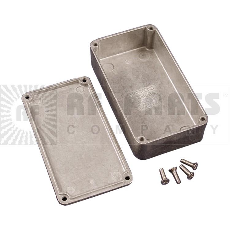 BOX1590B - Diecast box