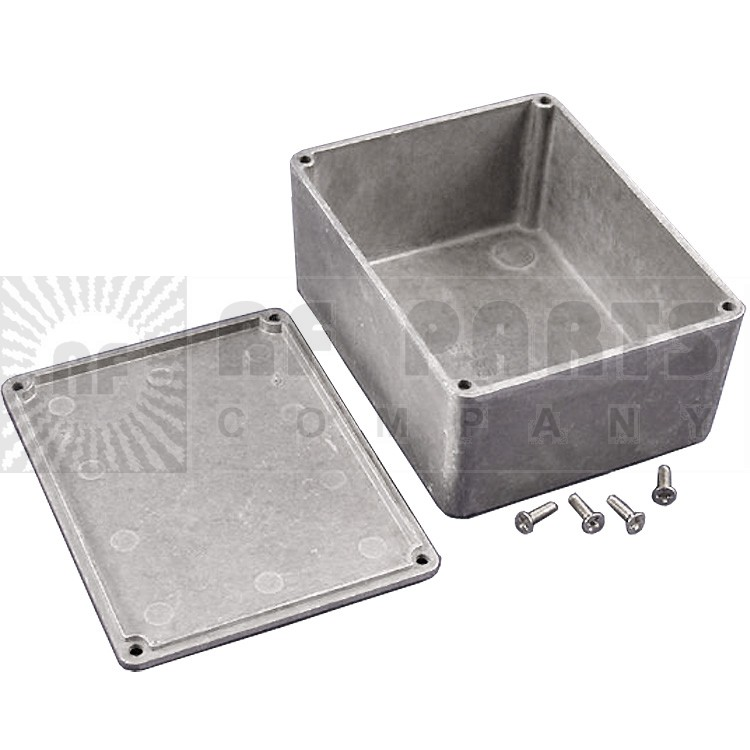 BOX1590C Diecast box