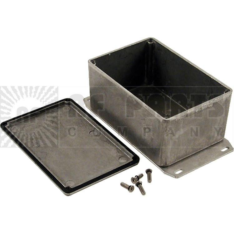 BOX1590WTF - Box, diecast alum, hammond
