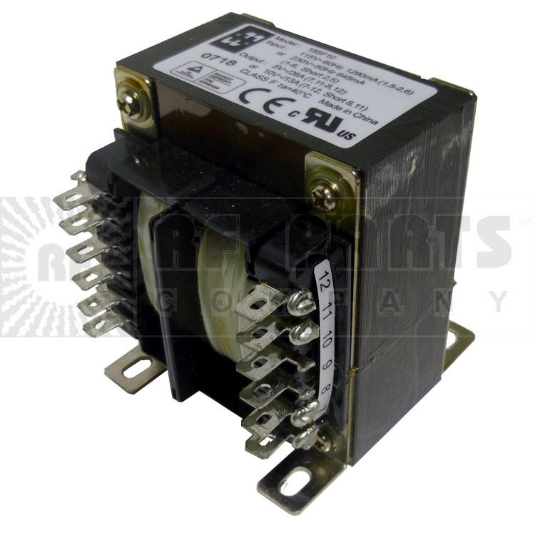 165V12 Transformer, 12vct 20a