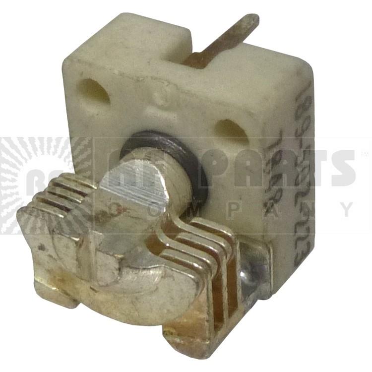 189-502-223 Capacitor, johnson pc mount, 1.3-6.7 pf