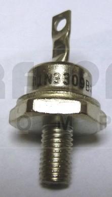 1N3309B  Zener Diode, 50 watt, 10v