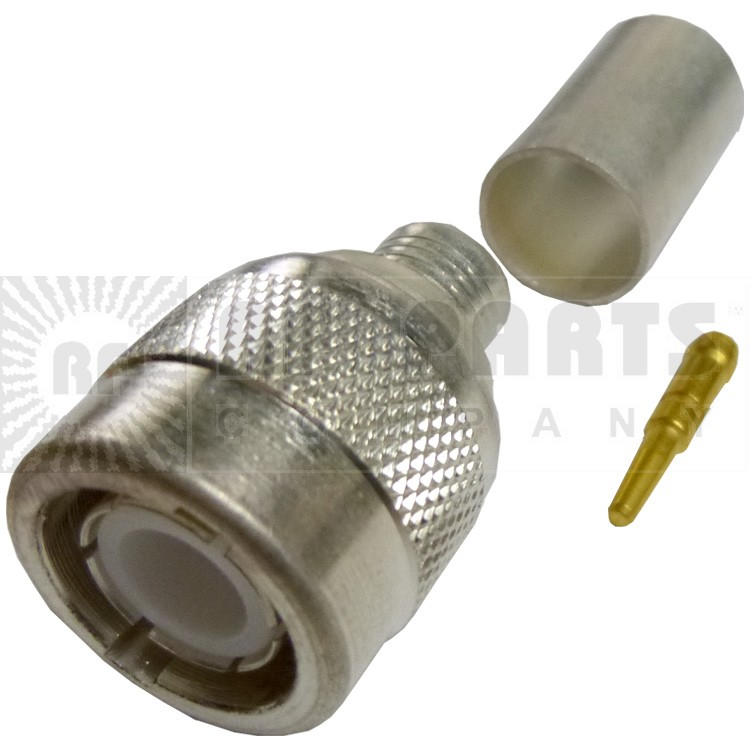 225013-6 - C Male Crimp Connector, Rg8/213, AMP