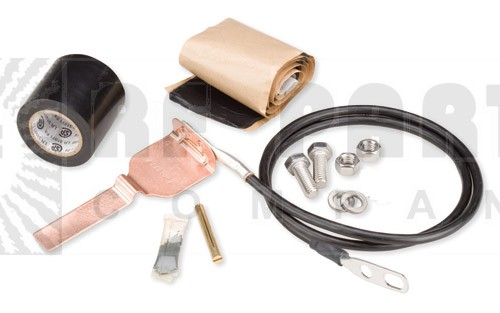 "241088-4 - Grounding Kit for 1-5/8"" Heliax"