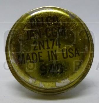 2N174 Transistors, Germanium PNP, Delco