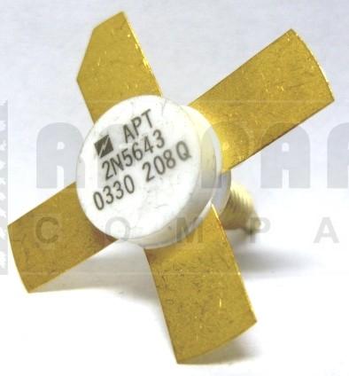 2N5643-APT Transistor, apt/microsemi
