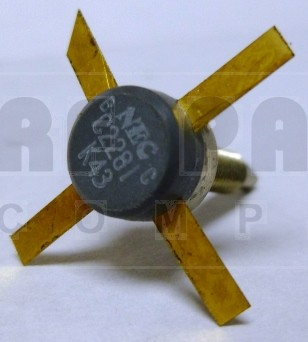 2SC2281 Transistor, NEC