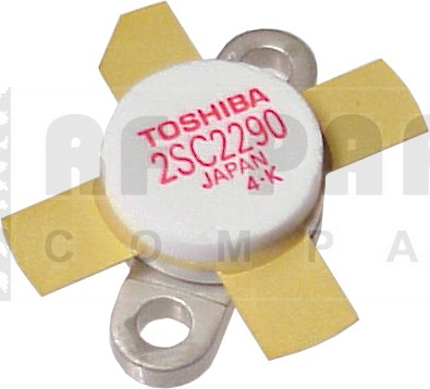 2SC2290 - Toshiba Transistor, Tested Single part