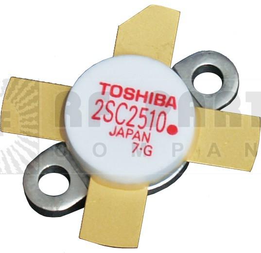 2SC2510AMP Transistor, Matched Pair, Toshiba