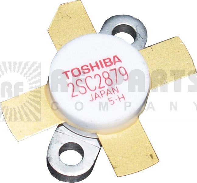 2SC2879MQ - Matched Set of 4 Toshiba Transistors
