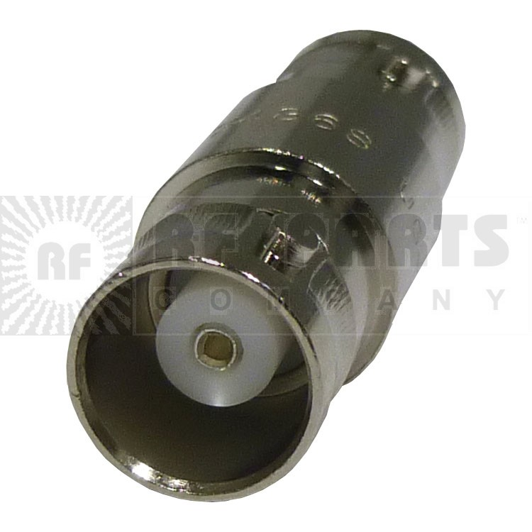31-219 BNC In-Series Adapter,Female to Female, Straight (Industrial Grade), UG914/U, APL/RF
