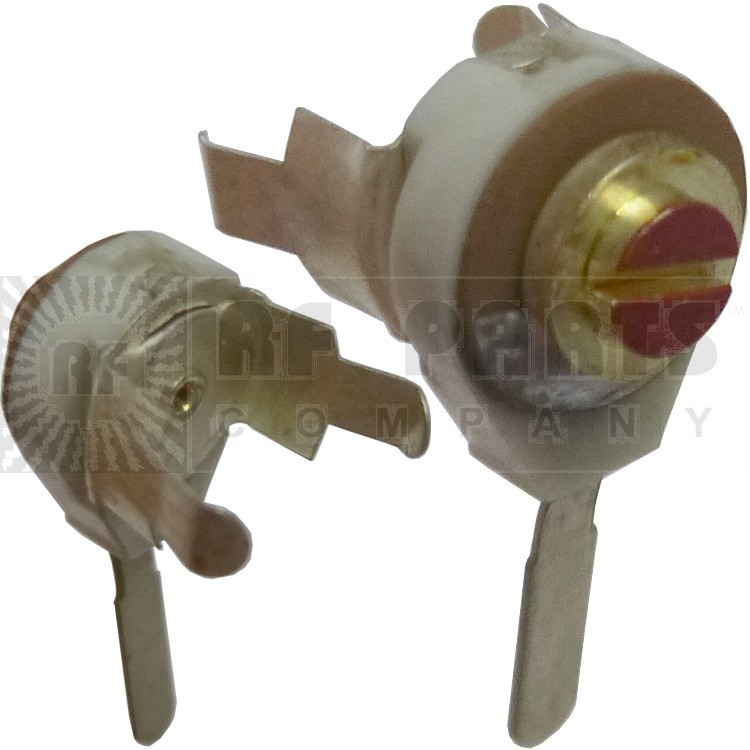 3810-10 Capacitor, ceramic trimmer, 1.0-10 pf