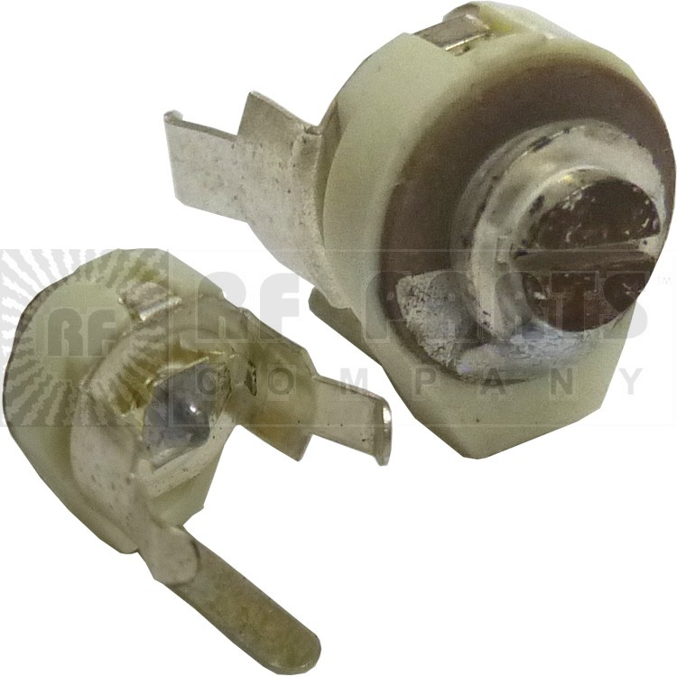 3810-45 Capacitor, ceramic trimmer, 5.0-45 pf