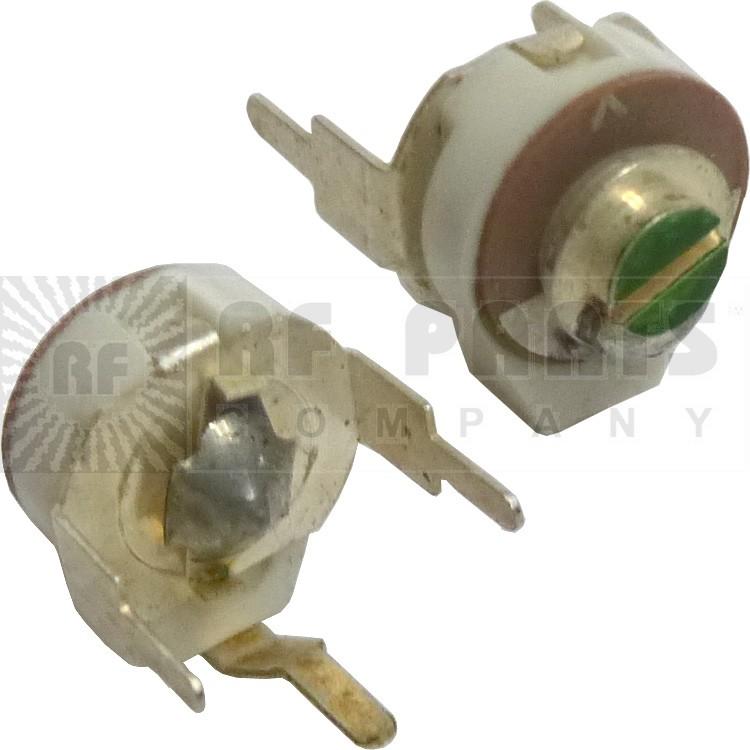 3810-55 Capacitor, ceramic trimmer, 5.0-55 pf
