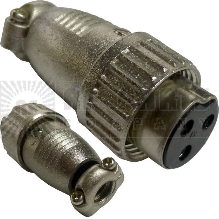 3PINMICPLUG-A  3 pin mic plug