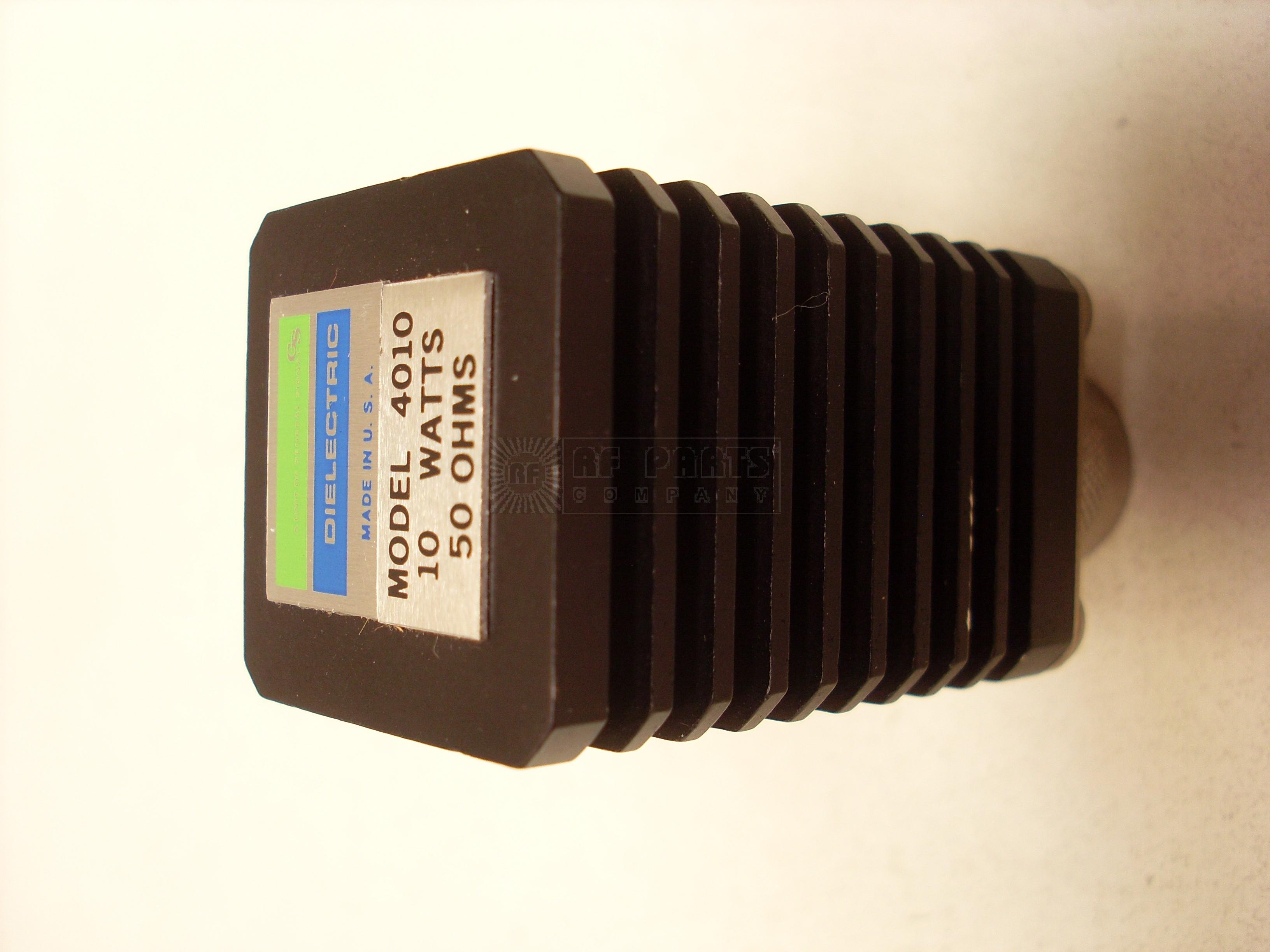 4010 Dummy load, 10w Type-N Female, Coaxial Dynamics
