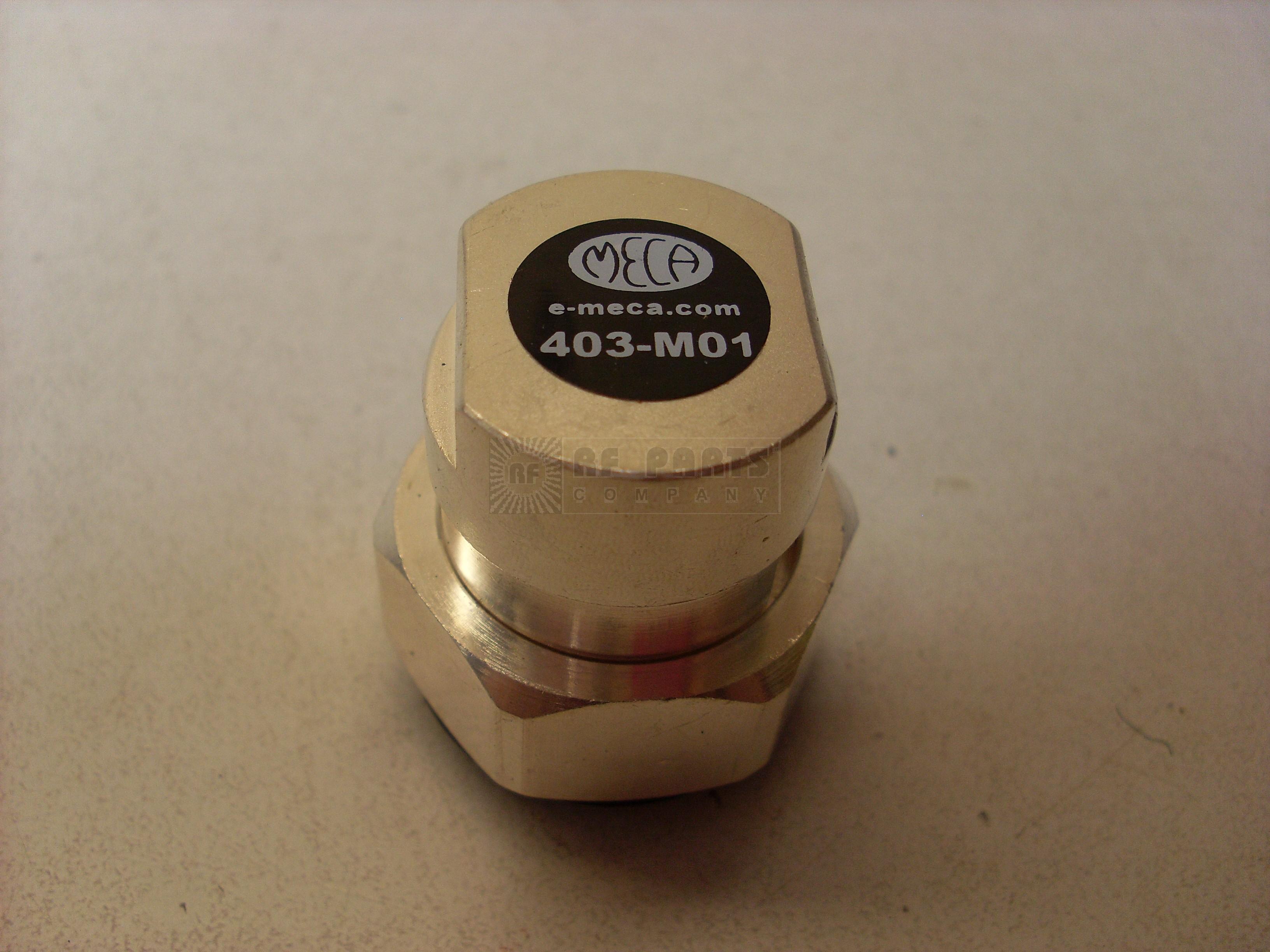 403-M01 Dummy Load, 7/16 DIN Male, Meca
