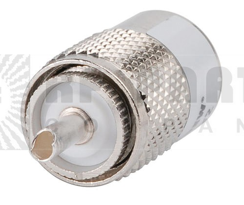 41SP UHF Male Connector, FSJ1-50