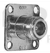 4240-062  Type-N Female QC Connector, Bird Electronics