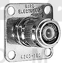 4240-160 TNC male QC Connector, Bird