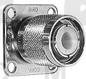 4240-278 HN Male Quick Change Connector, Bird