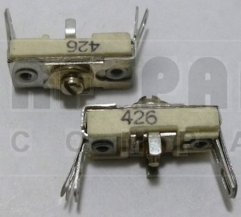 426  Trimmer Capacitor, Compression Mica, 56-250pf