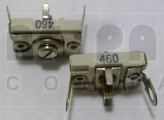460 Trimmer Capacitor, Compression Mica, 1.5-15 pf