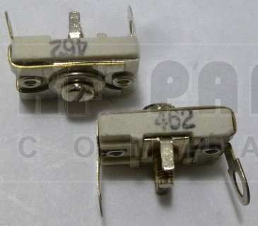 462 Trimmer Capacitor, Compression Mica, 5-50 pf