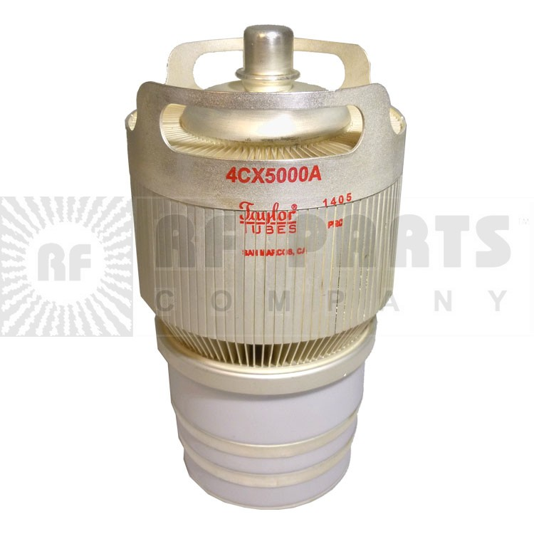 4CX5000A-TAY Tube, taylor, Prorated limited warranty