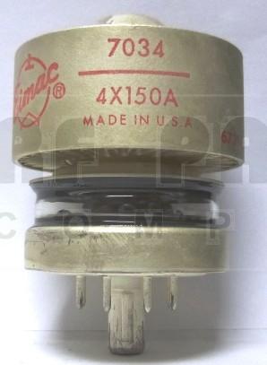 4X150A-NOS Tube, 4x150a/7034 (nos)