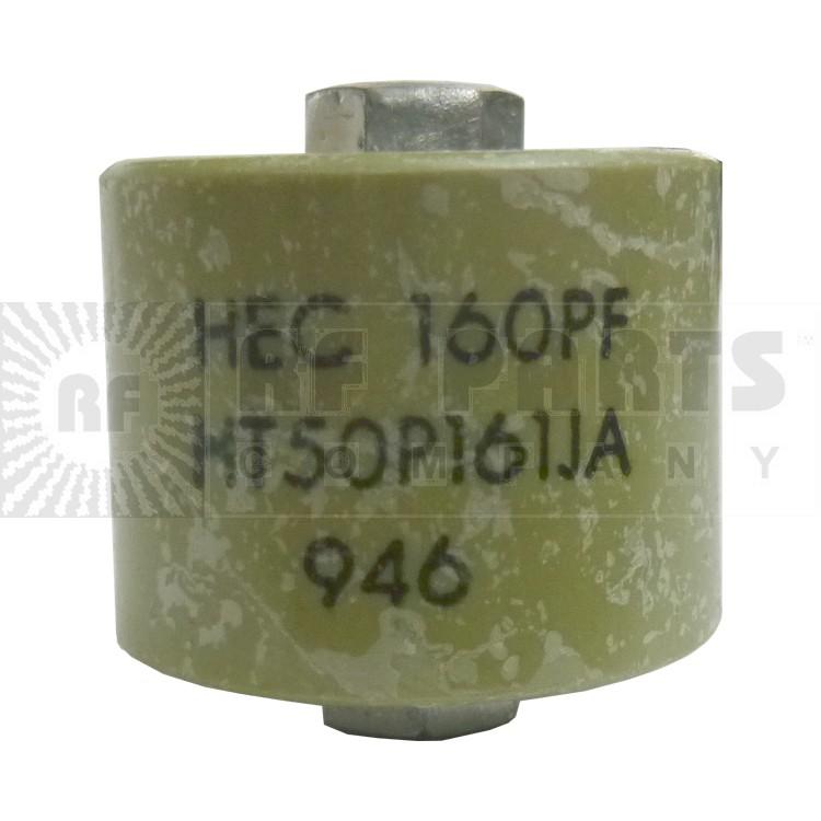 580160-5P Doorknob, 160pf 5kv, Clean pullout