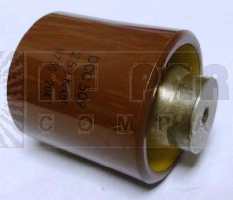 590251-20  Doorknob Capacitor, 250pf 20kv, DCC