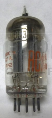 5963/12AU7A  Receiving Tube, USA Brand