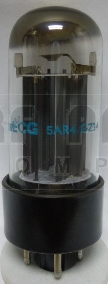 5AR4-US - Tube, Full Wave High-Vacuum Rectifier, US Brand