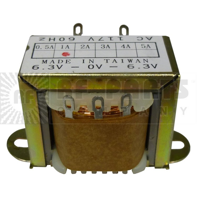 671121 Transformer, 12 vct, 0.5a