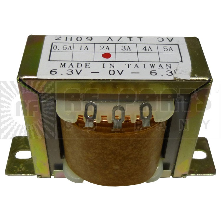 671122 Transformer, 12.6volt ct 1amp