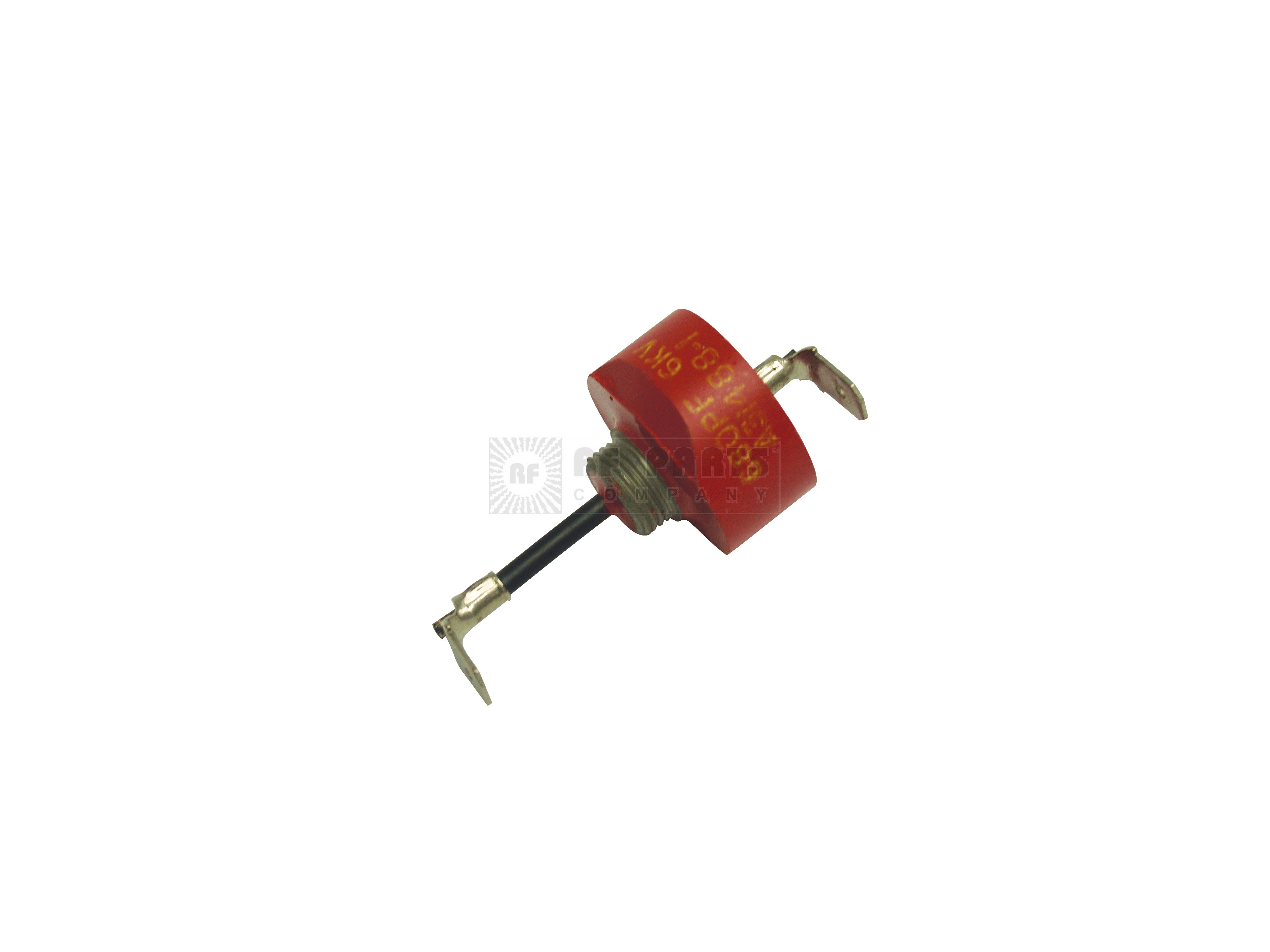 680PF-6KV Capacitor, Feedthru, 680pf, 6kv, Sprague