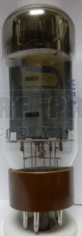 6L6GC-SVET Tube, Svetlana