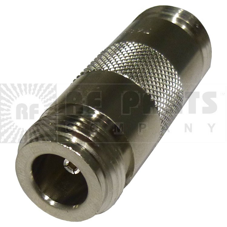 82-101 Type-N IN Series Adapter,Female to Female Barrel, UG29B/U (Industrial version) APL/RF