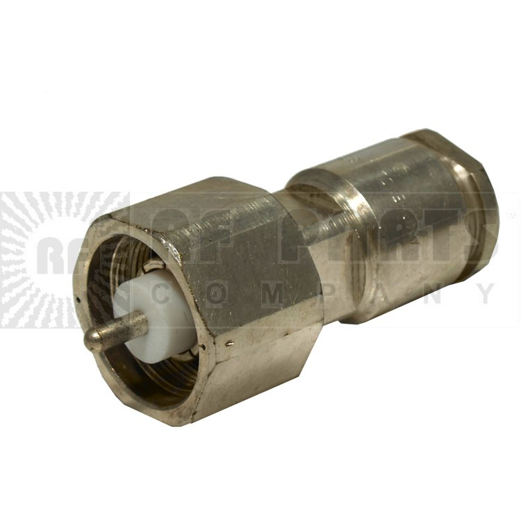82-160 LC Male Clamp Connector, Straight, (Industrial Version) APL