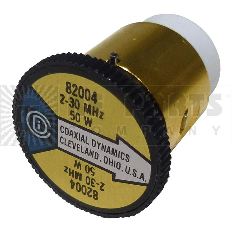 CD82004 C.D. element, 2-30 mhz 50w