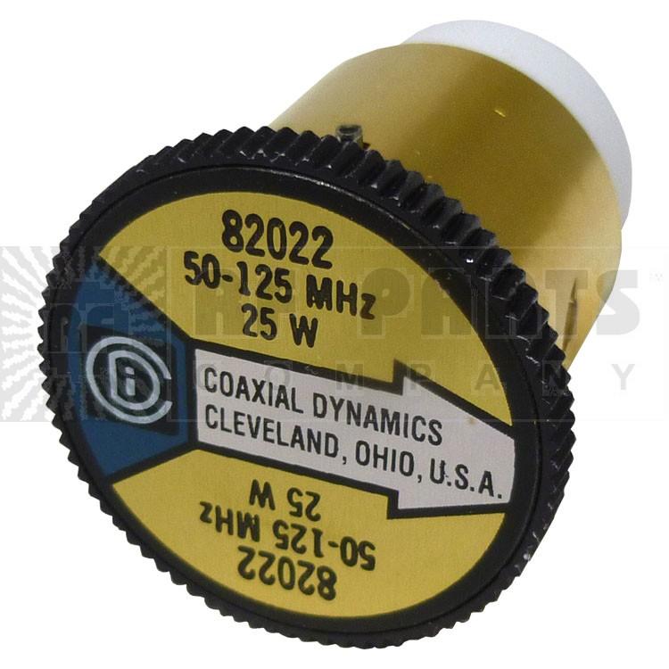 CD82022 C.D. element, 50-125mhz 25w