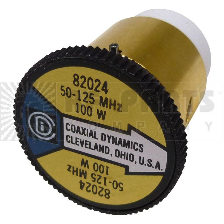 CD82024 C.D. element, 50-125mhz 100w