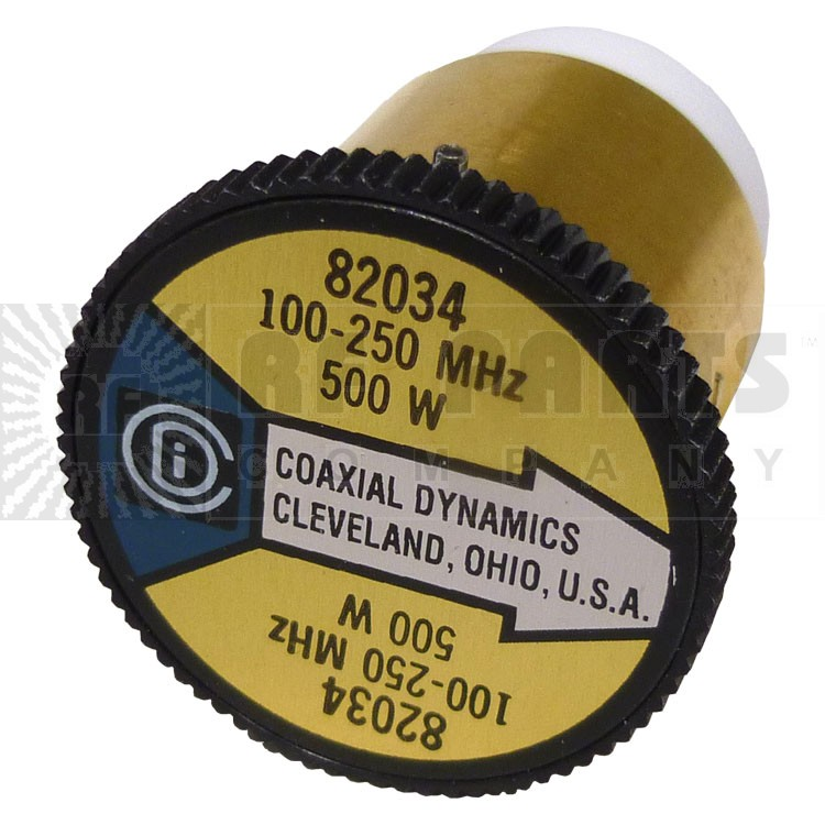 CD82034 C.D. element,100-250mhz 500w
