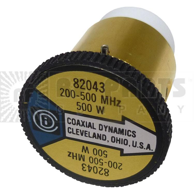 CD82043 C.D. element,100-250mhz 500w