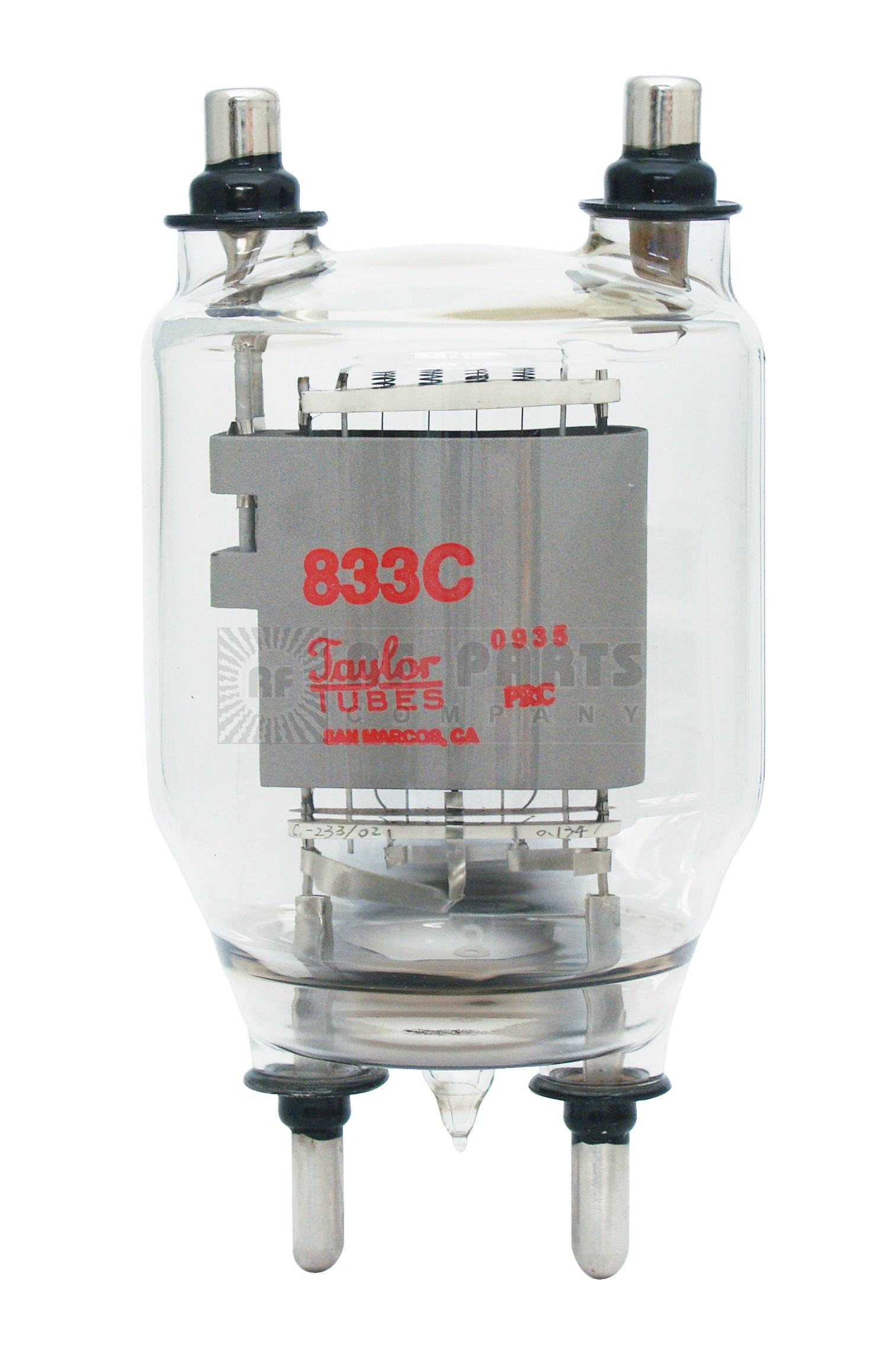 833C-TAY Tube, taylor graphite