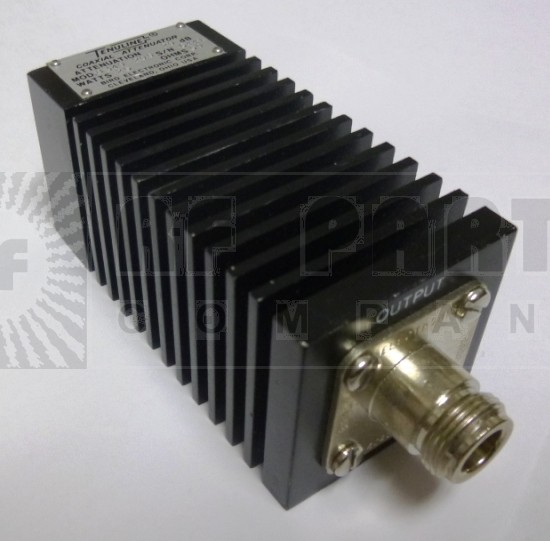 8340-100 Attenuator, Type-N,  25 Watt, 10dB, Bird (Clean Used)