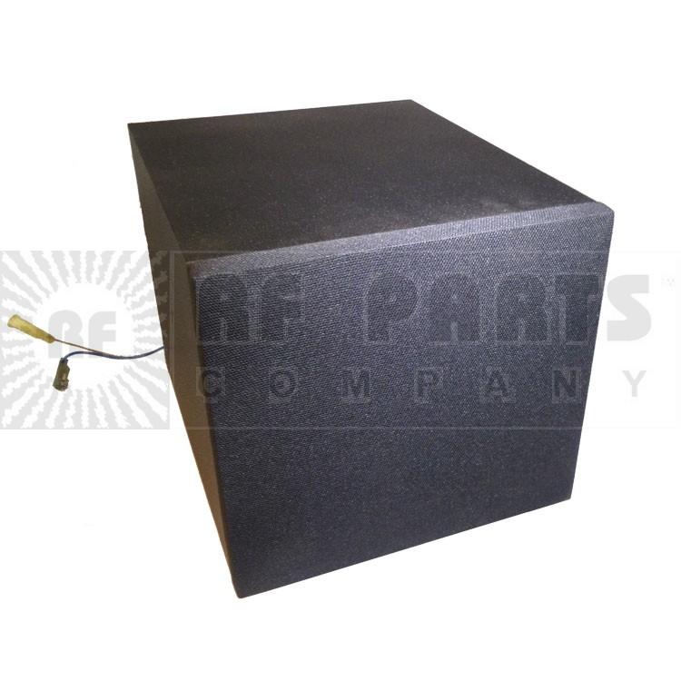 SPK-25 Speaker Box, 4ohm, MFR: Fujitsu